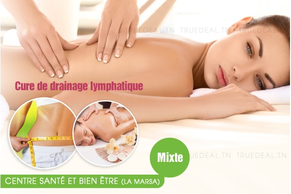 cure de drainage lymphatique: cure de drainage lymphatique 8 séances