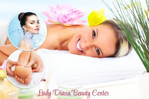 Massage relaxant corps complet (25min) + Massage jambes lourdes avec algues marines rafraichissante (20min) + Douche