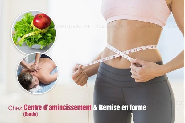 12 Pressothérapie +12 Vibromasseur +12 couverture chauffante + 12 sport +6 Massages amincissant +Régime alimentaire +3 Massages visage