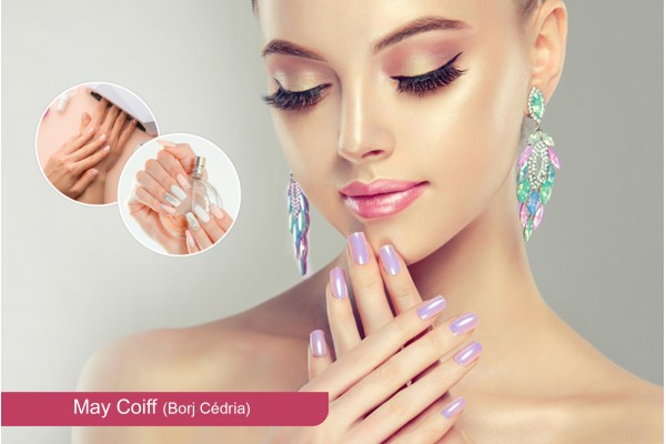 Capsule + Gel + Pose vernis permanent
