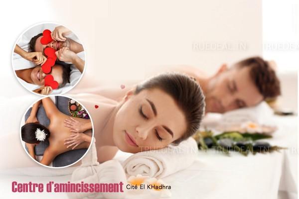 Massage Relaxant (30 min) Pour Deux Personnes