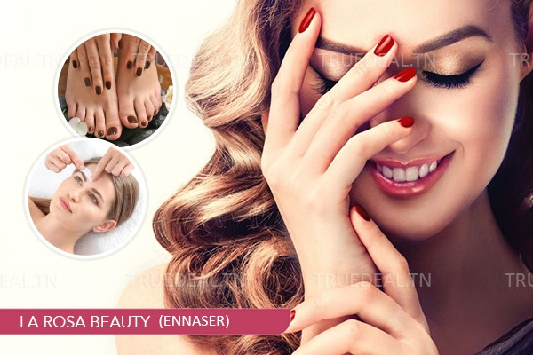 Epilation Visage+ Epilation Sourcils+ Coupe+Brushing+ 2 Poses vernis permanent