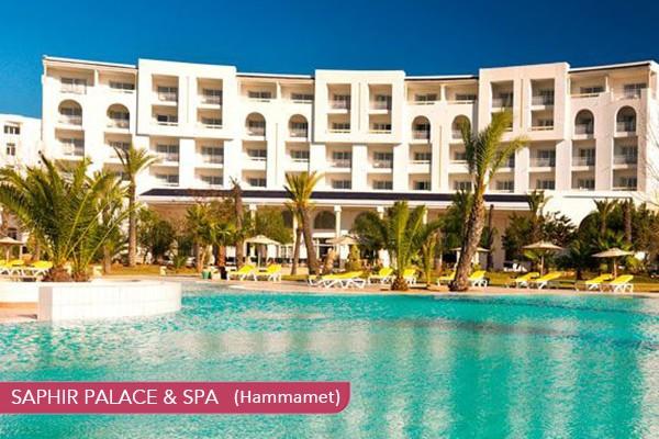 SAPHIR PALACE & SPA Hammamet *****
