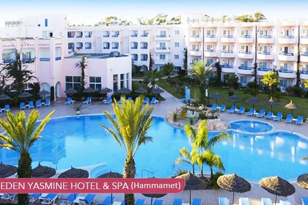 EDEN YASMINE HOTEL & SPA Hammamet ****