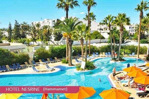 HOTEL NESRINE Hammamet ****