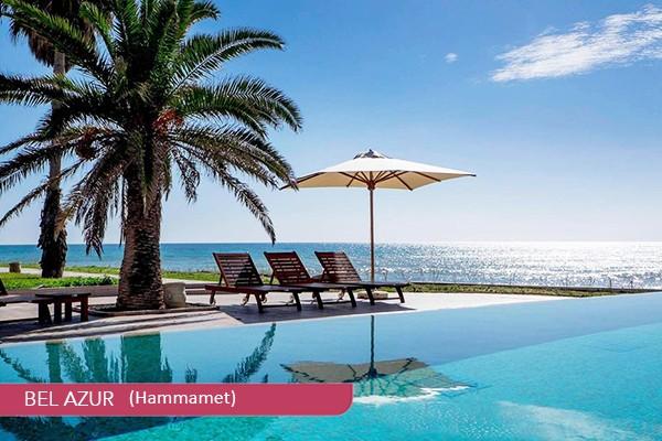 Hotel BEL AZUR Thalasso & Bungalows Hammamet ****