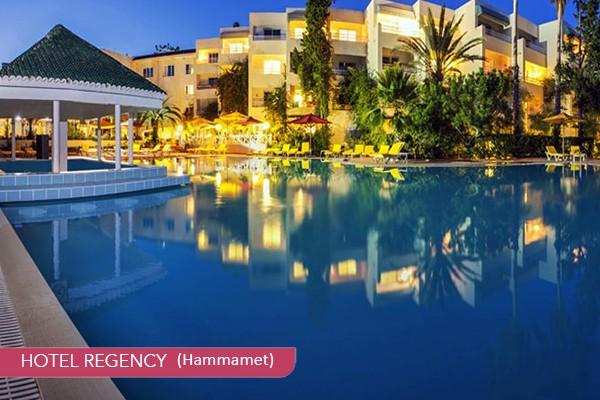 Hotel REGENCY Hammamet ****