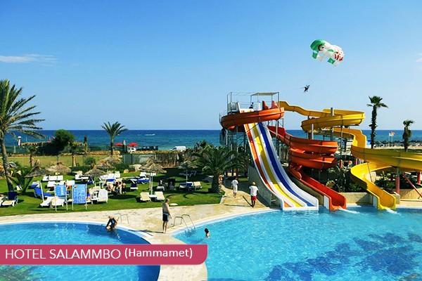 HOTEL CLUB SALAMMBO Hammamet ****