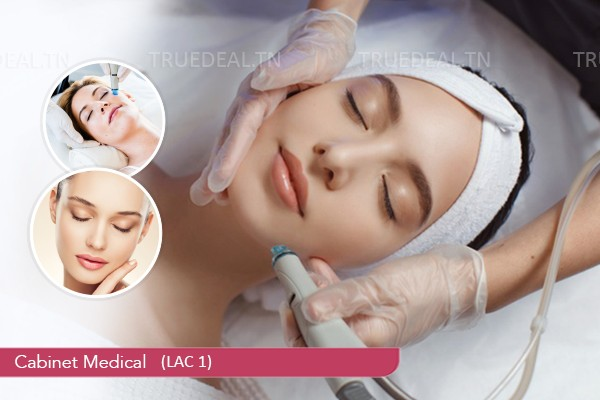 Une Séance : HYDRAFACIAL + RADIOFREQUENCE